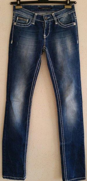 Super Cipo & Baxx Hüft Jeans Gr. W27 / L34