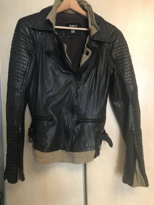 Super coole Biker Lederjacke von TIGHA
