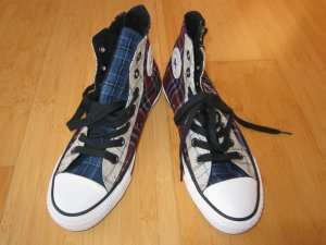 Super coole Converse Schuhe Hi-Chucks