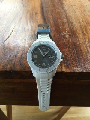 Ice watch Analoog horloge wit-leigrijs