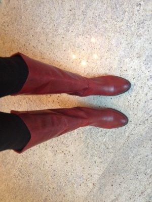 Super coole rote Stiefel! ⭐️⭐️⭐️ gr 36