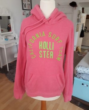 Super cooler Hollister Pulli in pink