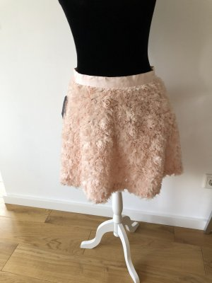 Forever 21 Flounce Skirt pink
