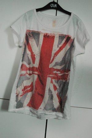 super cooles Tshirt von Zara Print S