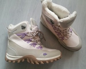 Snow Boots natural white-lilac