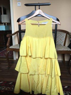 Super erfrischendes Kleid mit Vollants