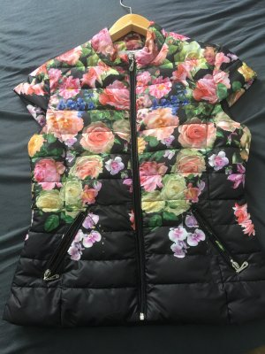 Quilted Gilet multicolored