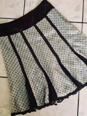 Super feiner Seidenrock Designlabel *STILLS* 38/40 extravagant feminin