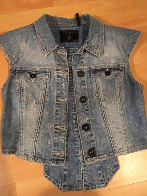 Super geile Jeansweste Guess nie getragen in S
