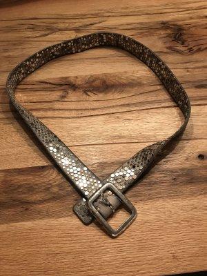 B Belt Cinturón de pinchos multicolor Cuero