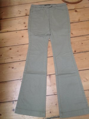 Marc Cain Denim Flares sage green mixture fibre