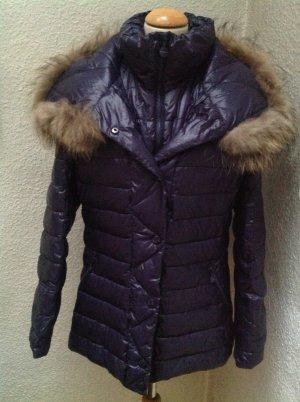 Rolf Schulte Outdoor Jacket blue mixture fibre