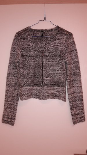 Super kuschelige Strickjacke