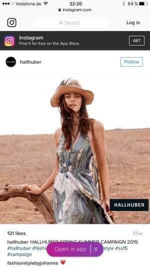 Super leichtes Seidenkleid von Hallhuber
