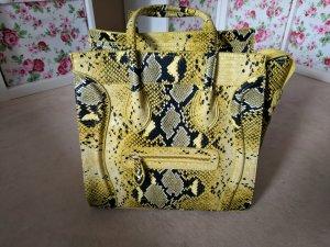 Super Moderne Gelbe Schlangen Tasche