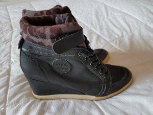 *SUPER PREIS * Original Pepe Jeans Sneakers aus Leder Grösse 38