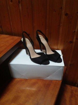 !! Super Preis !! Schwarze Schuhe