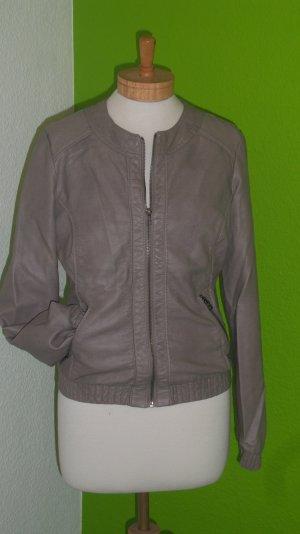 SUPER-PREIS!!! Wunderschöne Jacke aus weichem Waschleder 100% Viskose 36/38