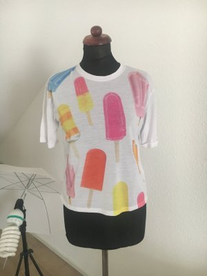 SUPER SALE Atmosphere Shirt Croptop Hippie Ibiza Sommer blogger Item UNGETRAGEN 32