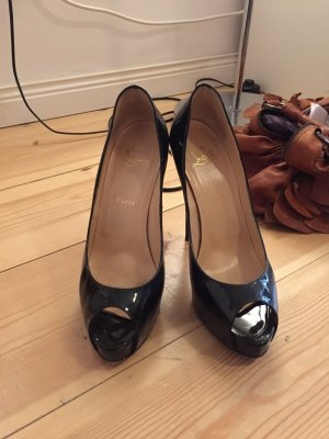 Super-SALE !!! CHRISTIAN LOUBOUTIN Vendome Pumps Pigalle