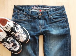edc by Esprit Low Rise jeans blauw-donkerblauw