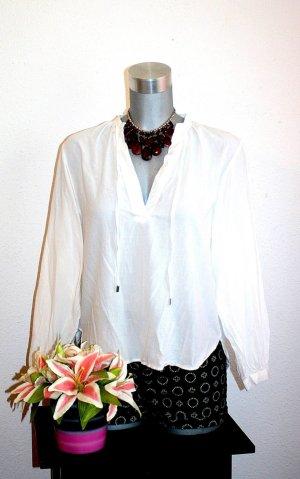 H&M Slip-over blouse wit
