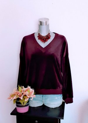 Super Sale !!! Letzte Reduzierung !!! H&M Samt Pullover Gr. 44/46
