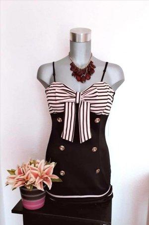 Super Sale !!! Letzte Reduzierung !!! Neu Ital. Design Empire Kleid Gr. 38/40