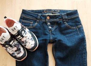 Sublevel Tube Jeans blue-dark blue