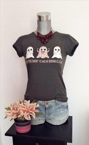 Super Sale !!! Letzte Reduzierung !!! Print Shirt Grün gr. 36/38