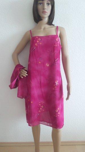 SUPER-SALE!!! Tolles Sommerkleid von Fabiani Pink Viskose