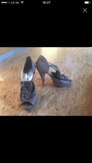 Super schicker high heel, Gr. 38