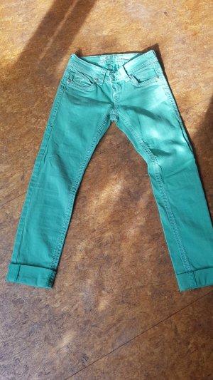 Super schöne, apfelgrüne Blue Monkey Jeans