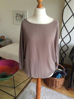 Super schöne Bluse von MADE IN ITALY Gr. L