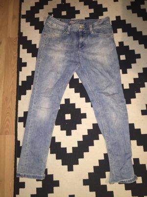 Super schöne Fornarina Blanca Boyfriend Jeans, 29/32