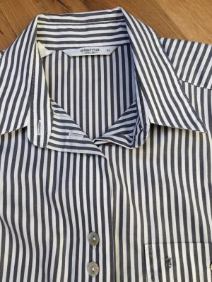 Super schöne gestreifte ETERNA EXCELLENT Bluse in Gr. 40