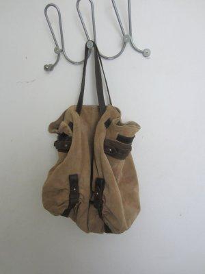 Zara Carry Bag grey brown-sand brown
