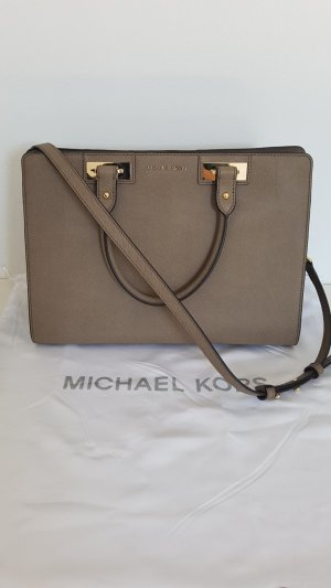 Michael Kors Handbag grey brown