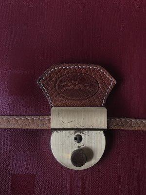 Longchamp Cartables rouge foncé-rouille