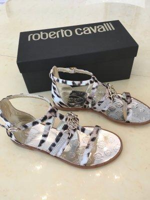 Roberto Cavalli Sandalo multicolore