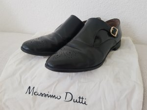 Massimo Dutti Budapest schoenen zwart