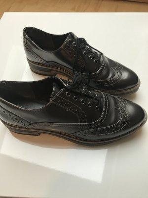 Tamaris Zapatos formales gris antracita