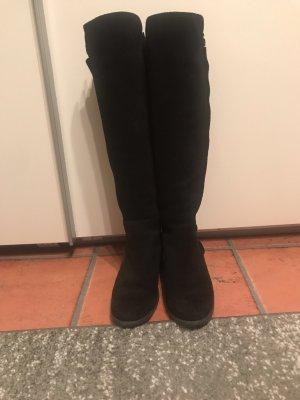 Super schöne schwarze Marco Polo Stiefel