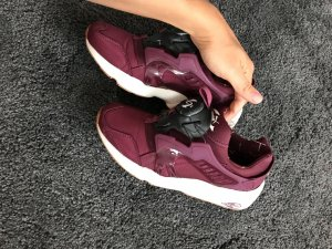 Puma Slip-on Sneakers bordeaux