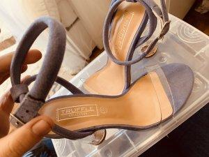 Super schöne transparente Schuhe
