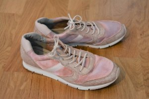 Marco Tozzi Lace-Up Sneaker light pink-pink