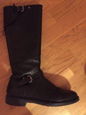 Super schöne und warme Leder Gallucci Stiefel