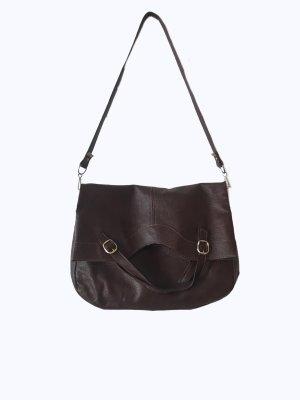 a2c57317c135a Super schöne Vintagetasche in braun zum
