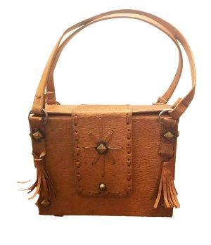 Vintage Carry Bag light brown