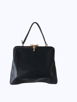 Super schöne Vintagetasche mit Henkel